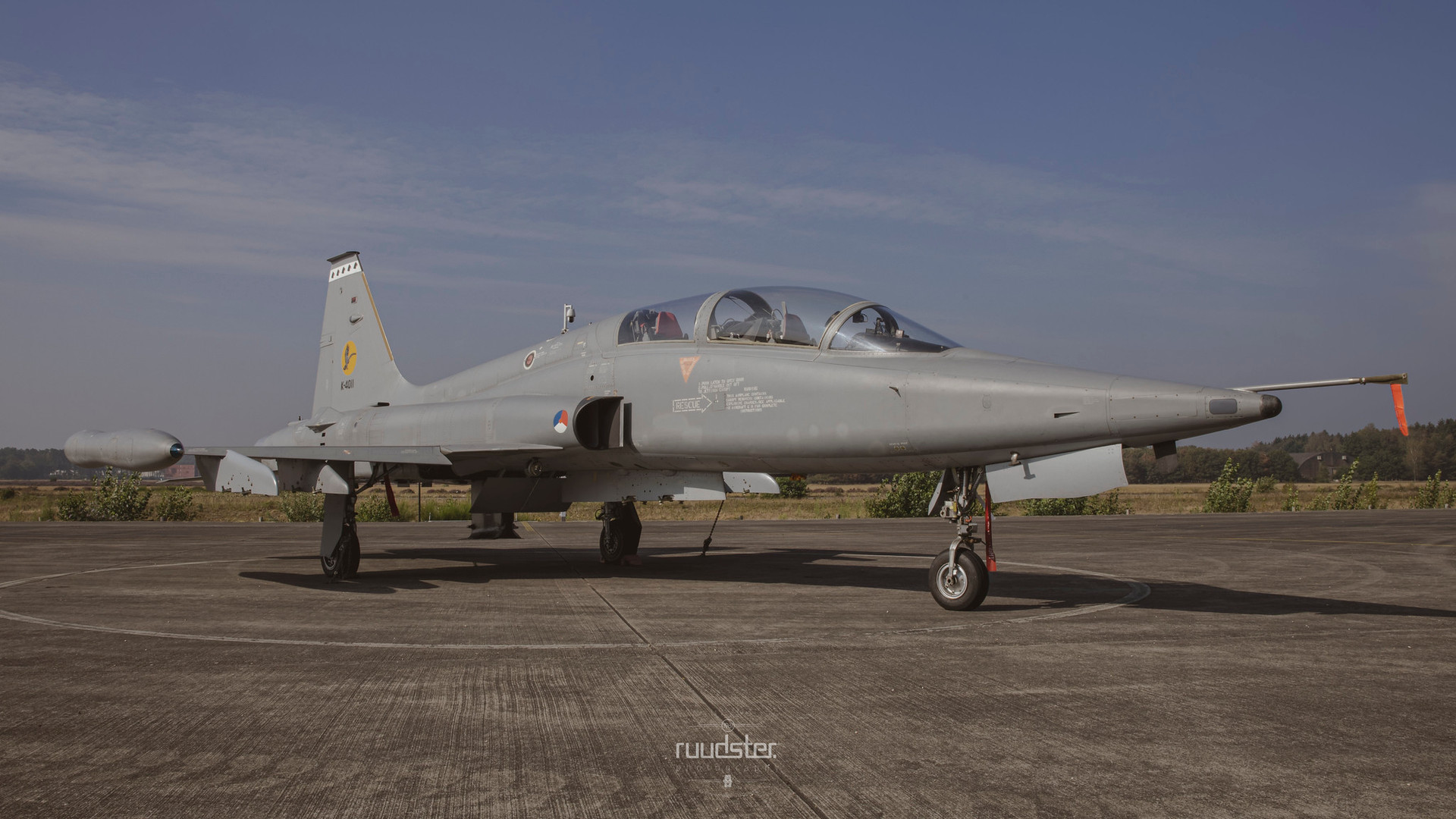 K-4011   Build: 1969 - Northrop NF-5B Freedom Fighter