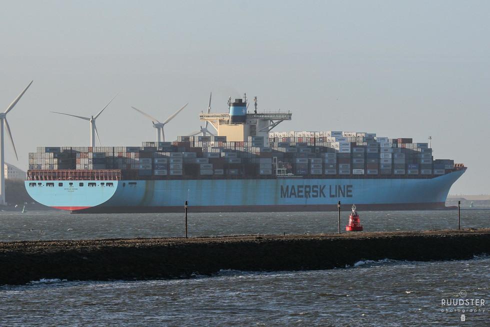 IMO: 9321495 | Build: 2006 - Estelle Maersk