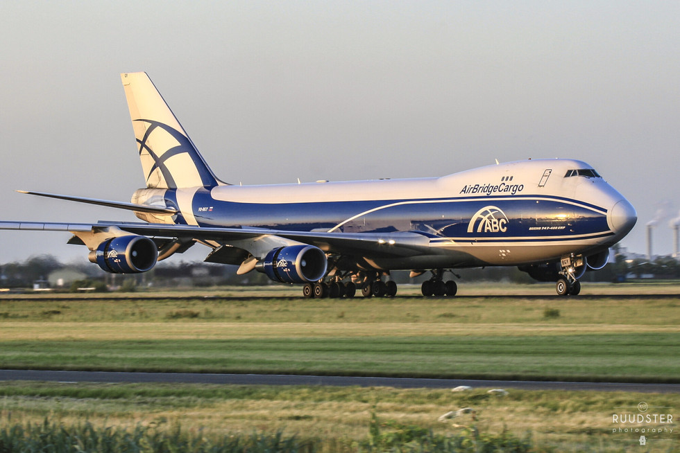 VQ-BGY | Build: 2010 - Boeing 747-428F