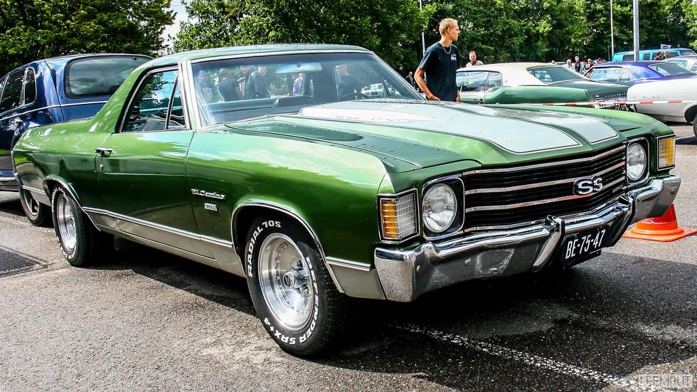 1972 | BE-75-47 | Chevrolet El Camino