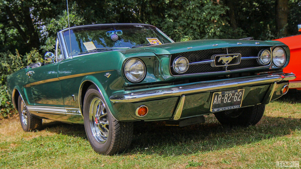 AR-82-62 | Build: 1965 - Ford Mustang 289