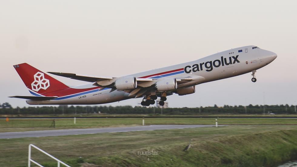 LX-VCG   2012   Boeing 747-8F