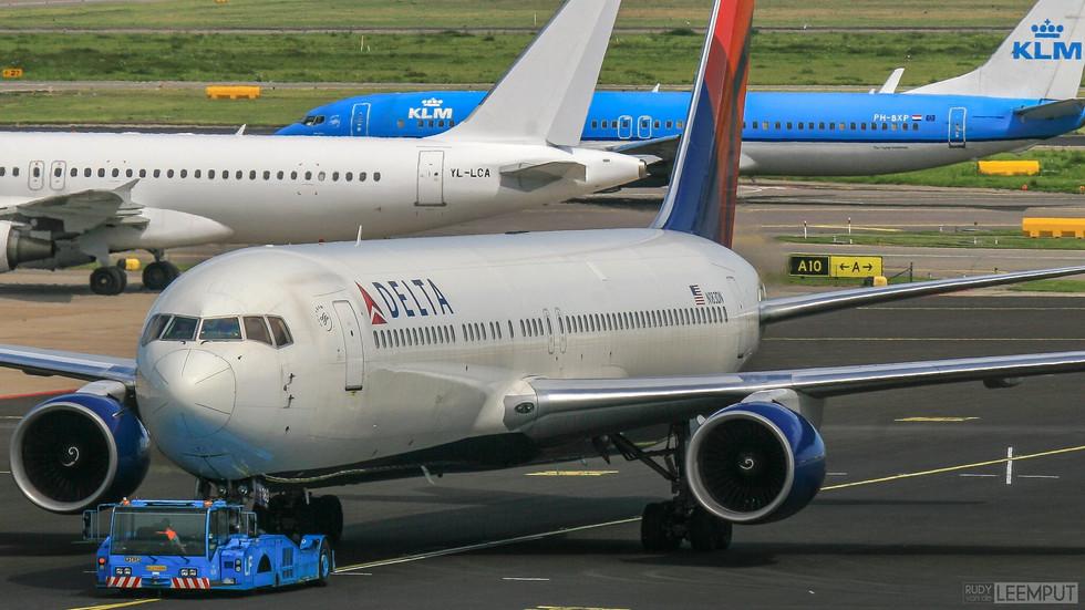N183DN   Build: - Boeing 767