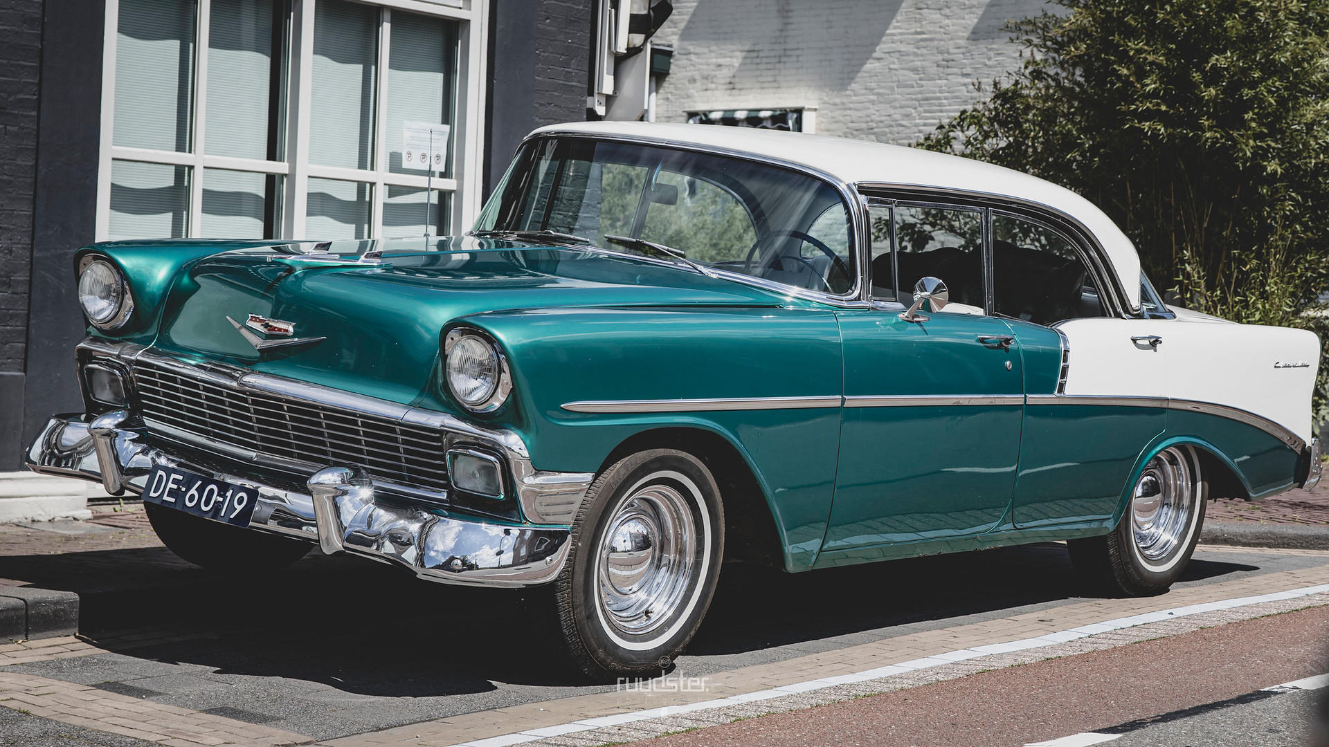 1956 | DE-60-19 | Chevrolet Bel Air