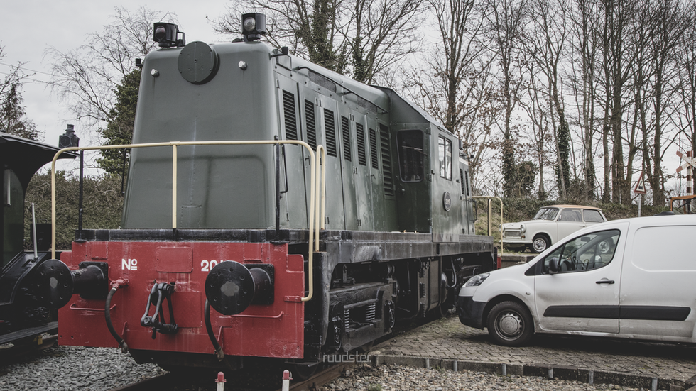 2019 | Build: 1944 - Whitcomb Locomotive Works, USA