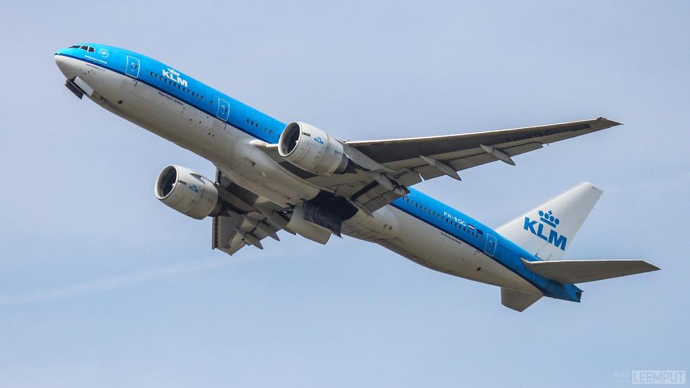 PH-BQG   Build: 2004 - Boeing 777-206ER