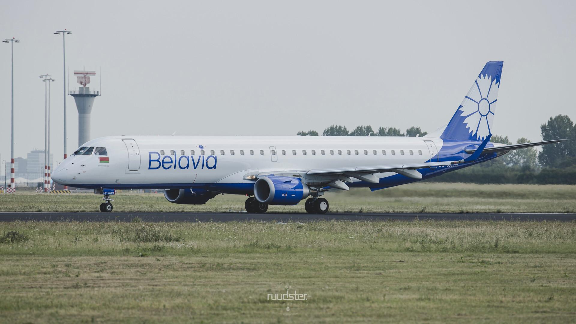 EW-533PO | Build: 2019 - Embraer 195LR