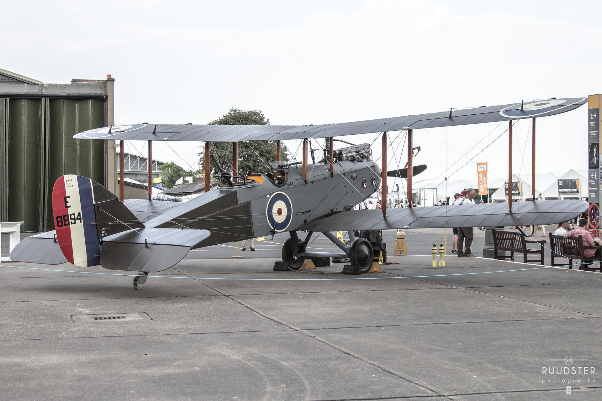 G-CDLI   Build: 1918 - De Havilland DH-9
