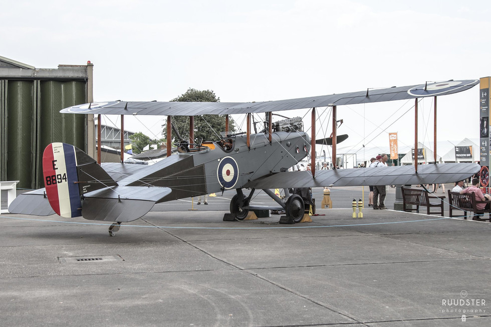 G-CDLI | Build: 1918 - De Havilland DH-9