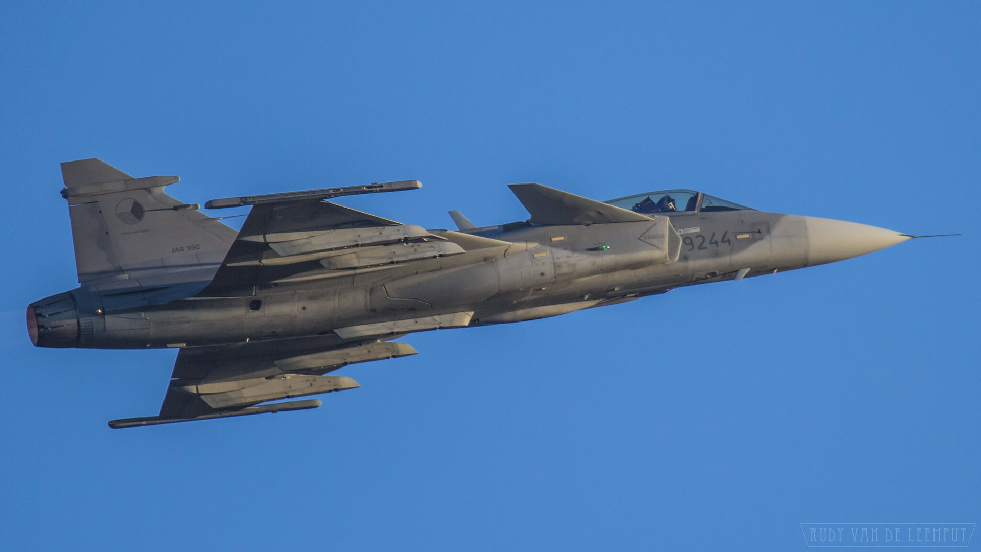 9244 | Saab JAS39C Gripen
