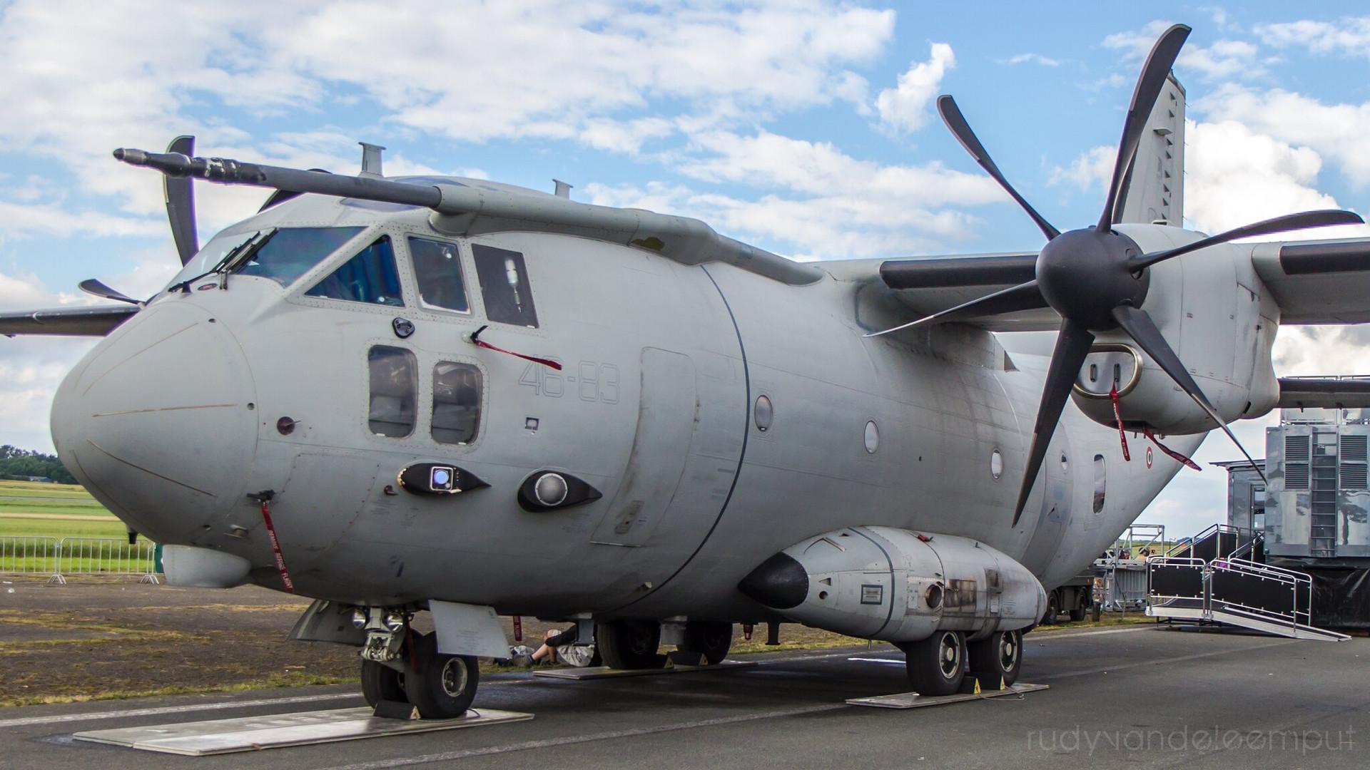 46-83 | Alenia C-27J Spartan