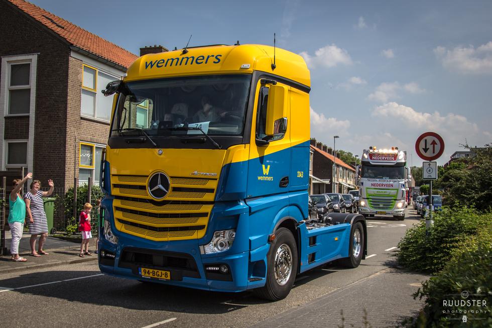 2015 | 94-BGJ-8 | Mercedes-Benz Actros