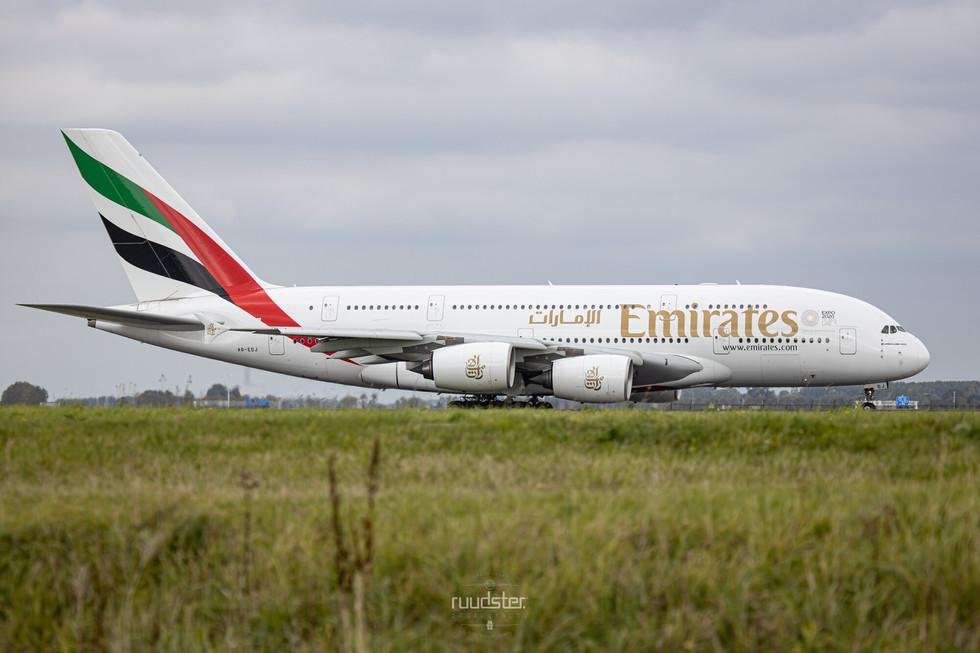 A6-EDJ | Build: 2010 - Airbus A380-861