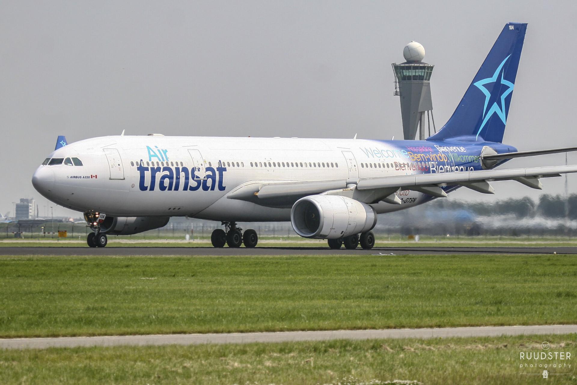 C-GTSN | Build: 2000 - Airbus A330-243