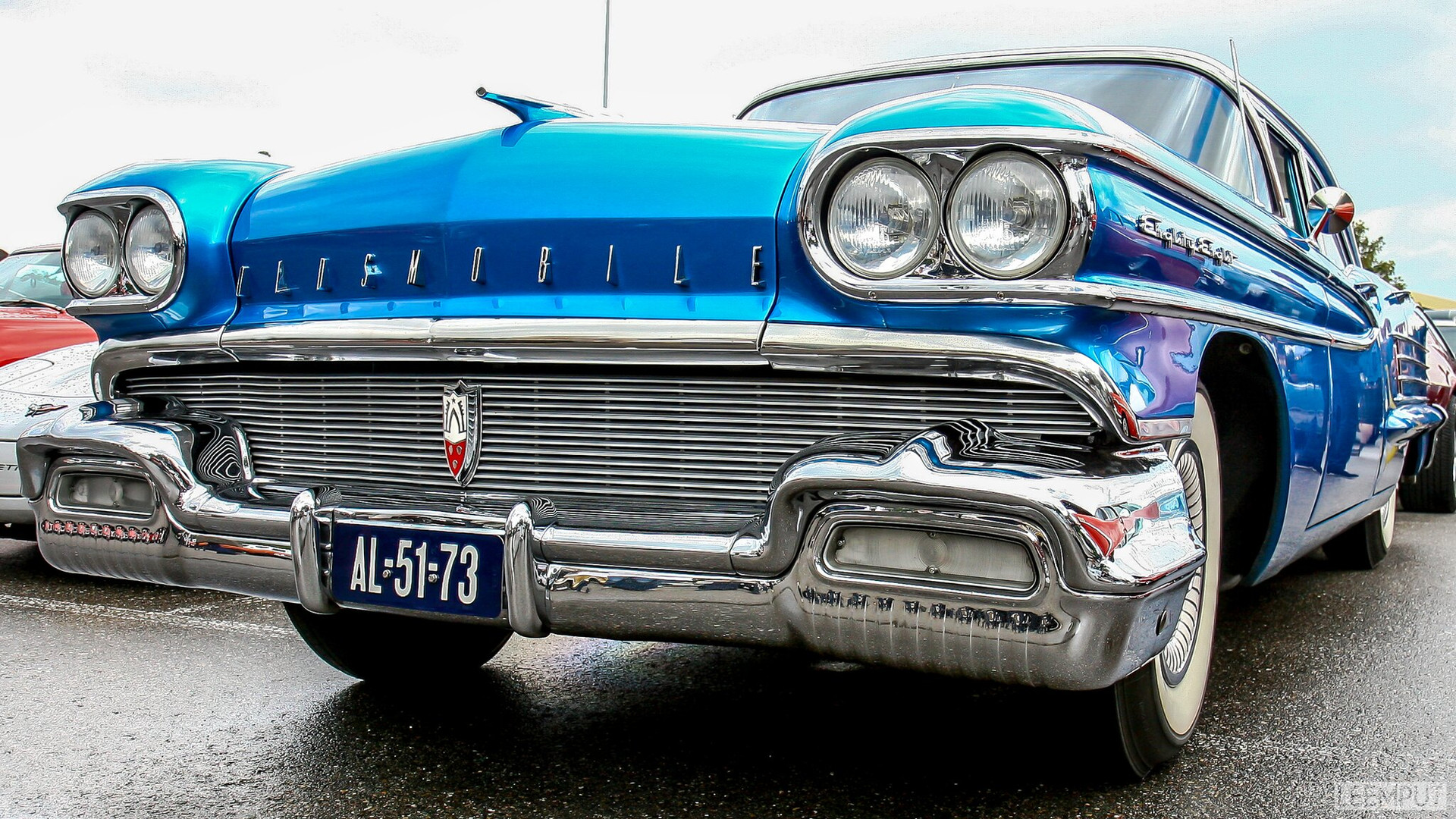 1958 | AL-51-73 | Oldsmobile Eighty Eight