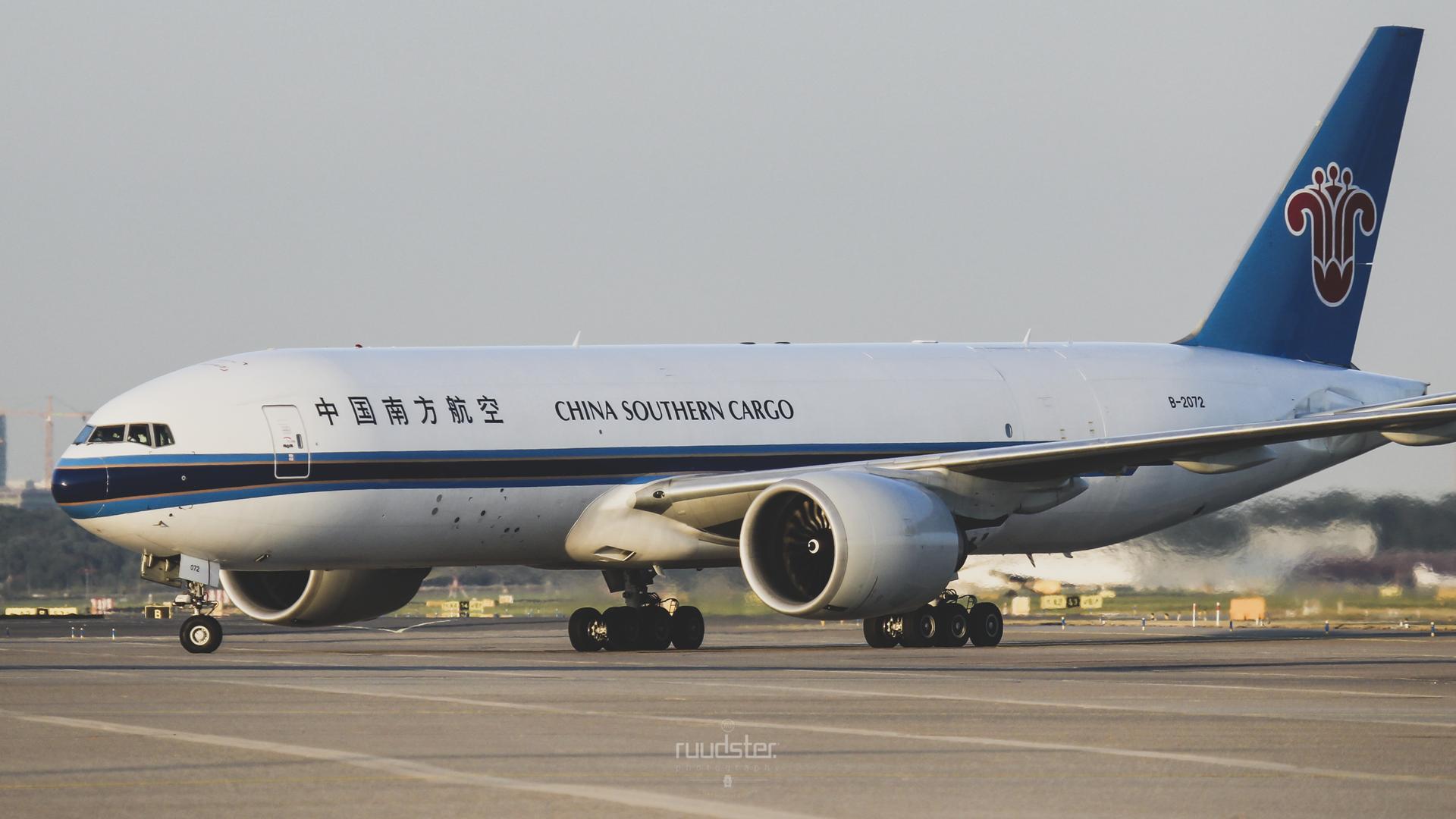 B-2072 | Build: 2010 - Boeing 777F