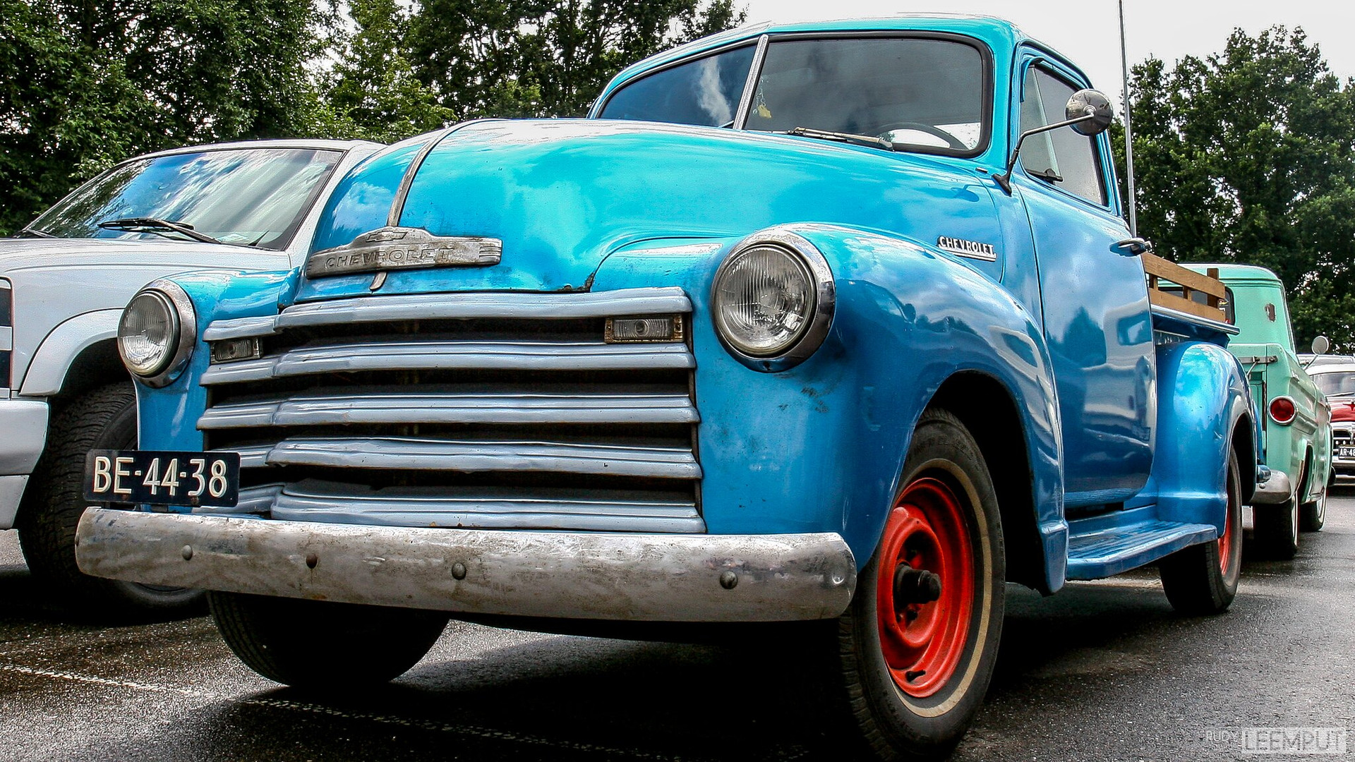 1952 | BE-44-38 | Chevrolet Pick Up