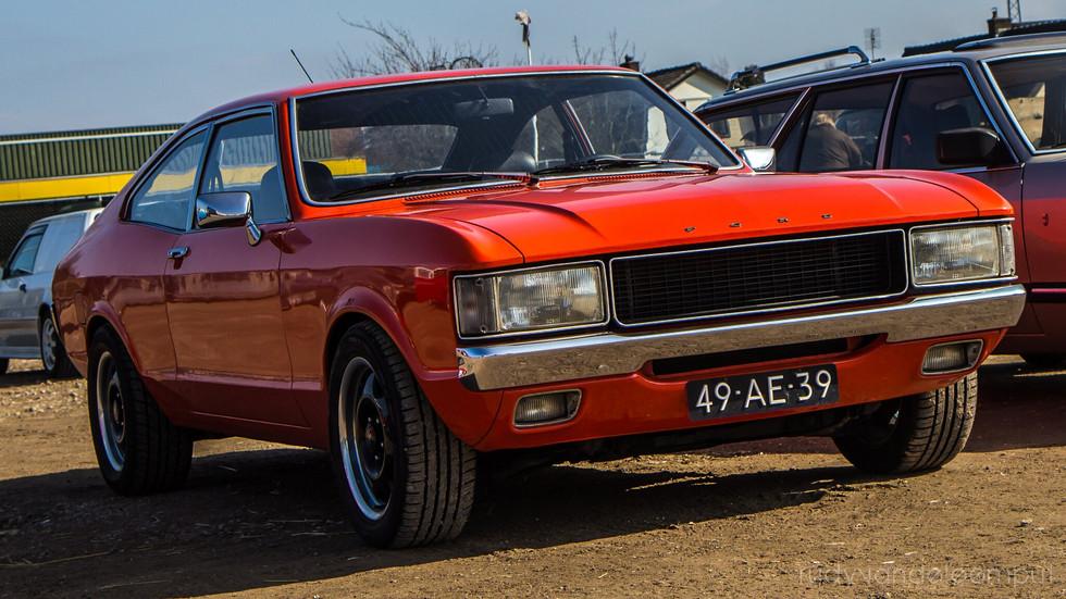 49-AE-39 | Build: 1973 - Ford Granada 2300 Sedan / Coupe