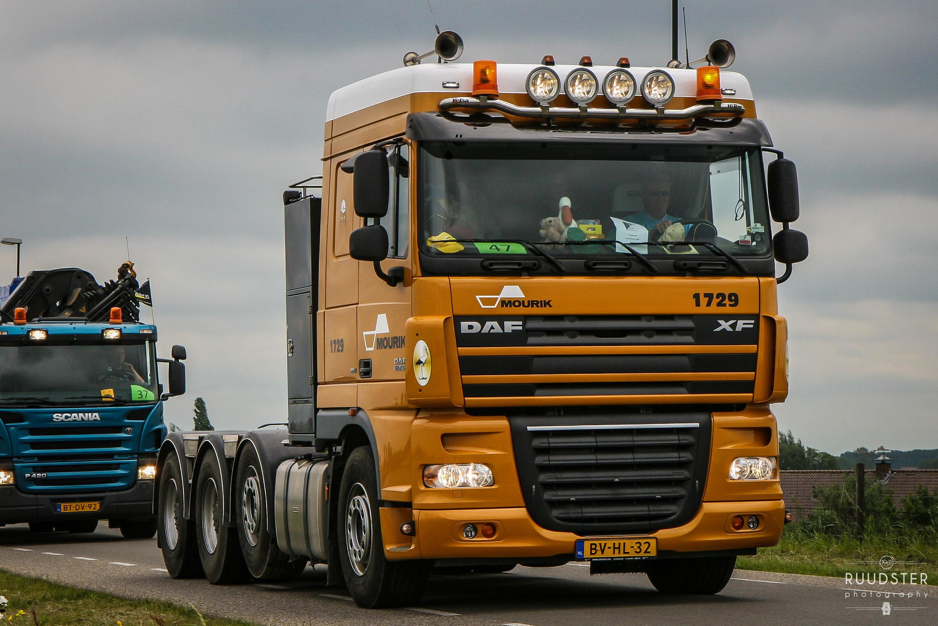 BV-HL-32 | Build: 2008 - DAF XF105.510