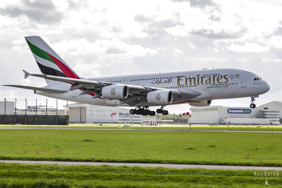 A6-EDT | Build: 2011 - Airbus A380-861