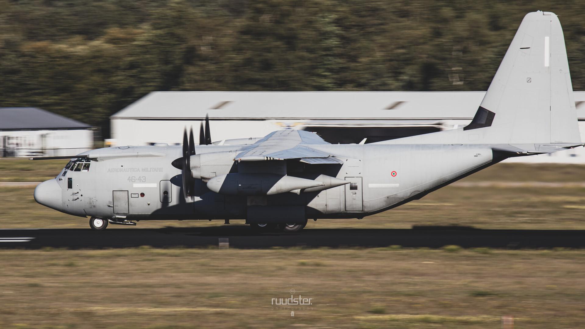 46-43 | Lockheed Martin C-130J