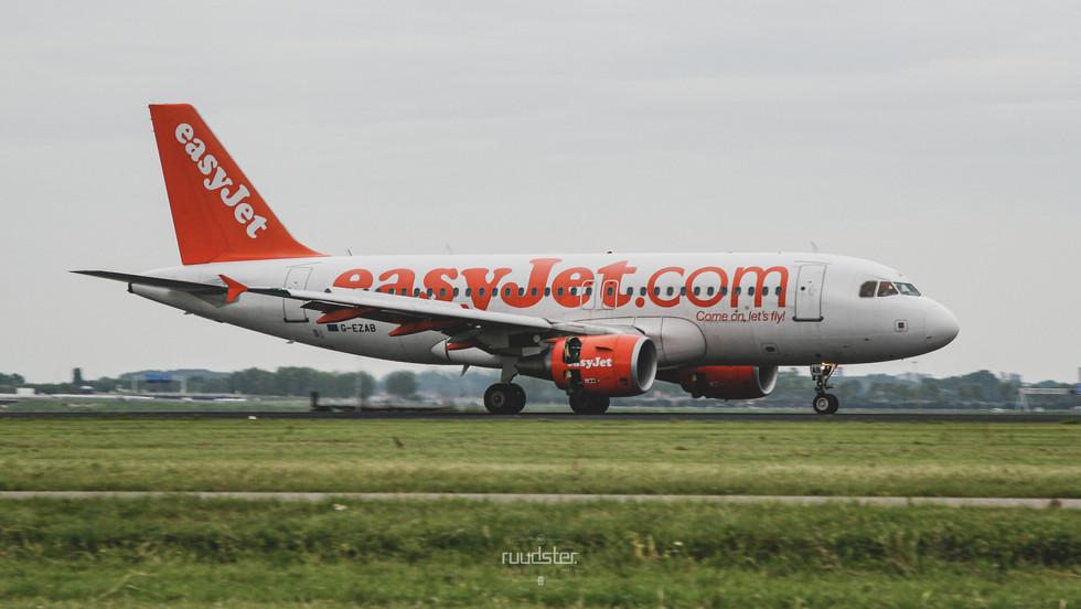 G-EZAB | Build: 2006 - Airbus A319-111