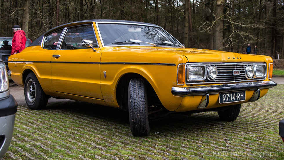 97-14-RH | Build: 1971 - Ford Taunus 2000 GXL Coupe