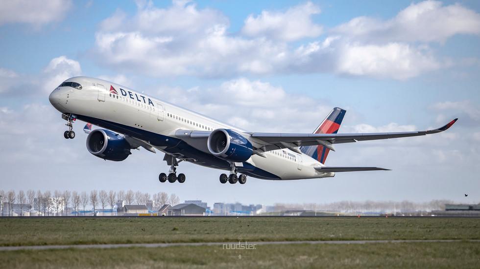 N505DN | Foto: 2017 - Airbus A350-900