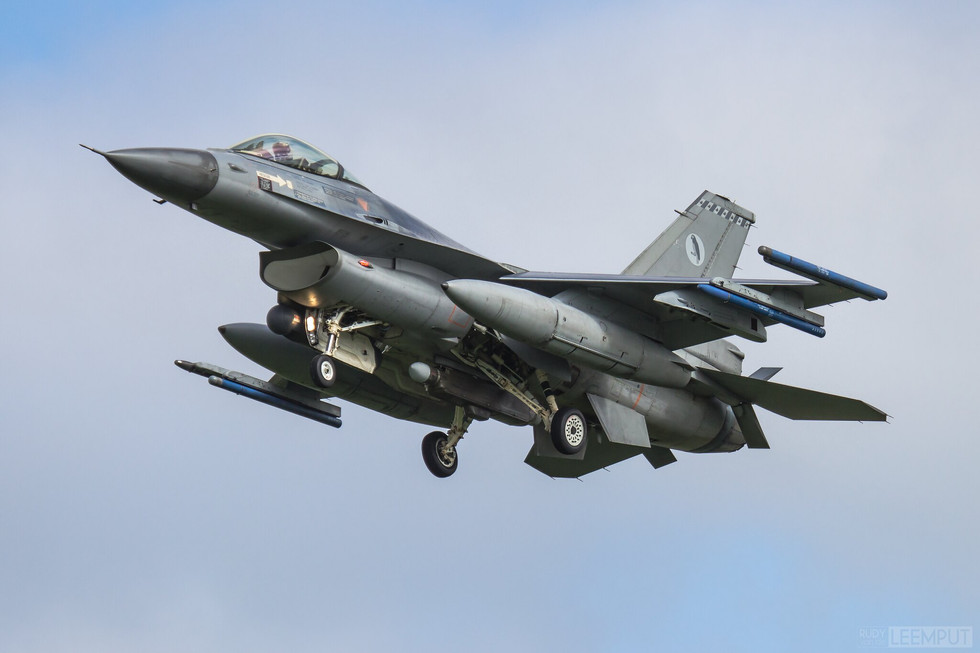 J-009 | Build: 1991 - Lockheed F-16 A Fighting Falcon