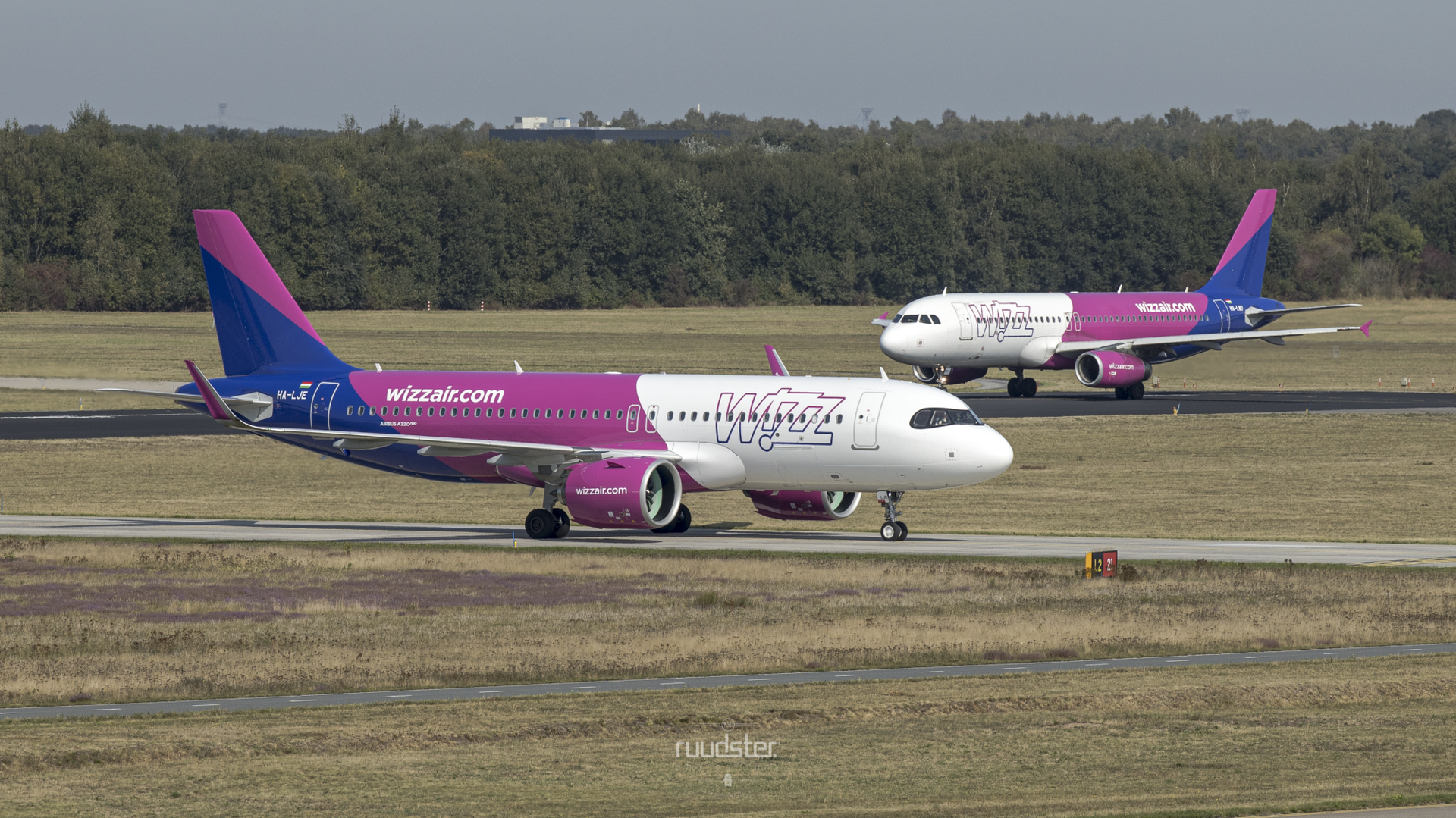 2020 | HA-LJE | Airbus A320-271N