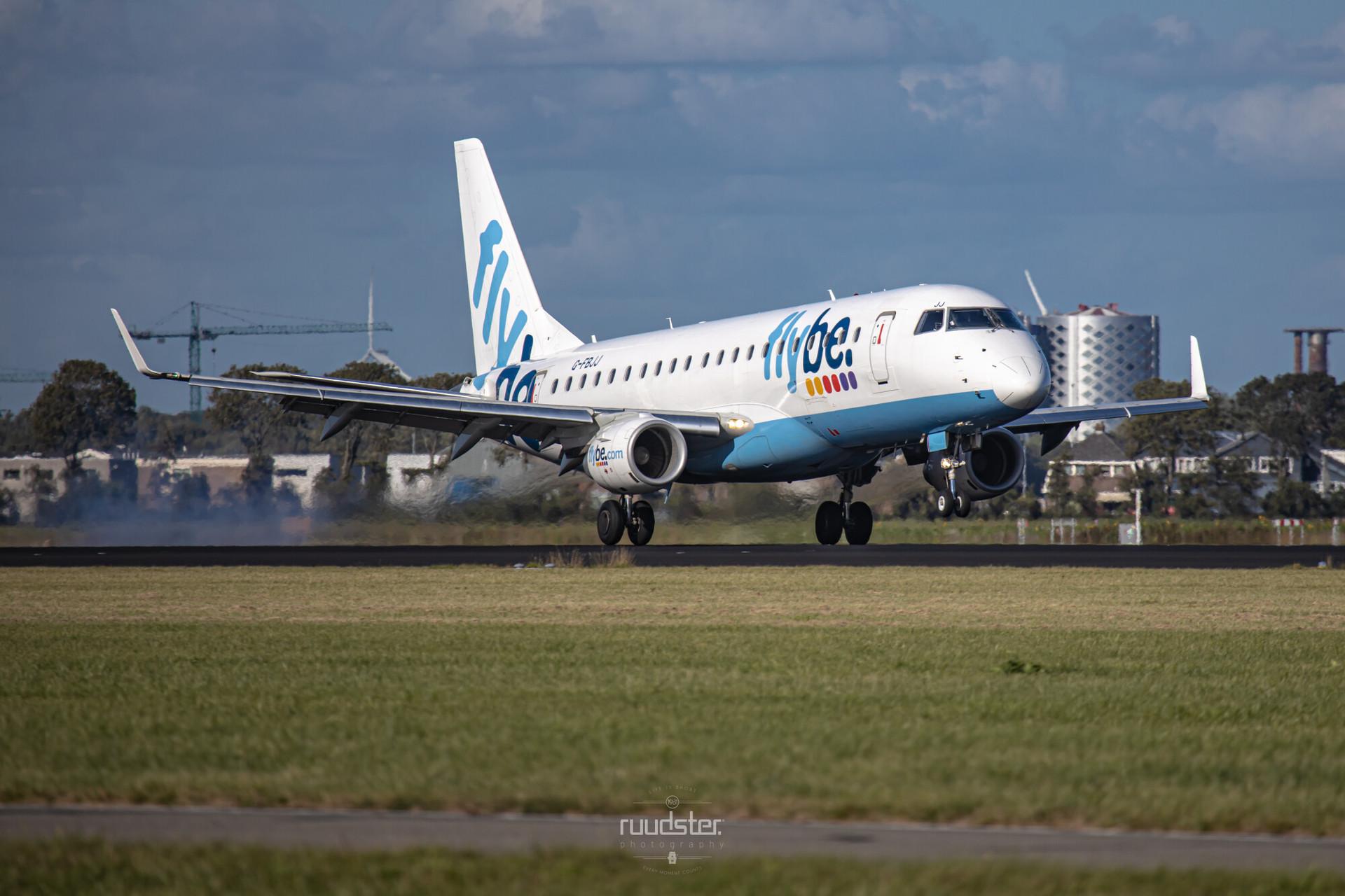 2013 | G-FBJJ - Embraer 175STD