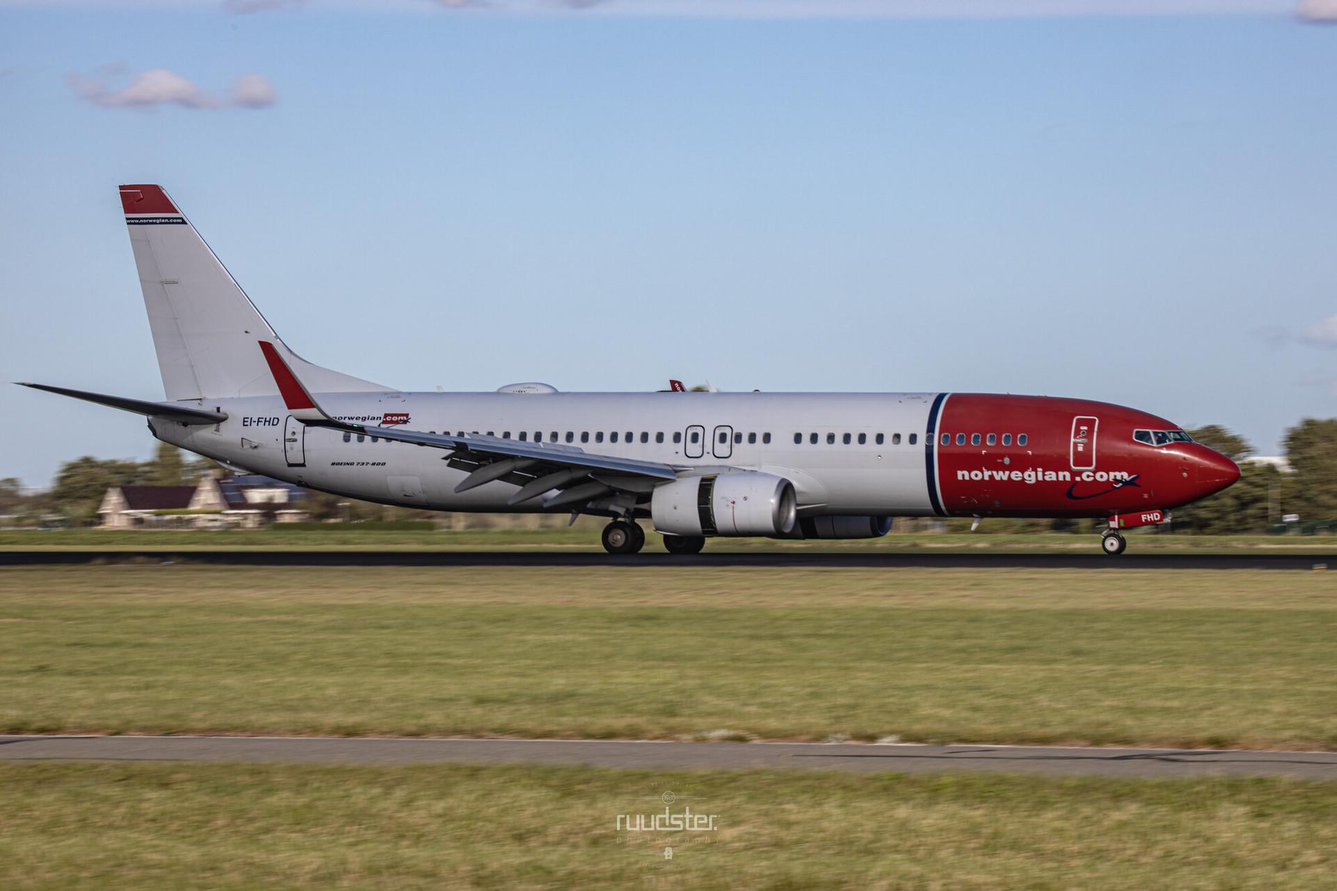 EI-FHD | Build: 2012 - Boeing 737-8JP
