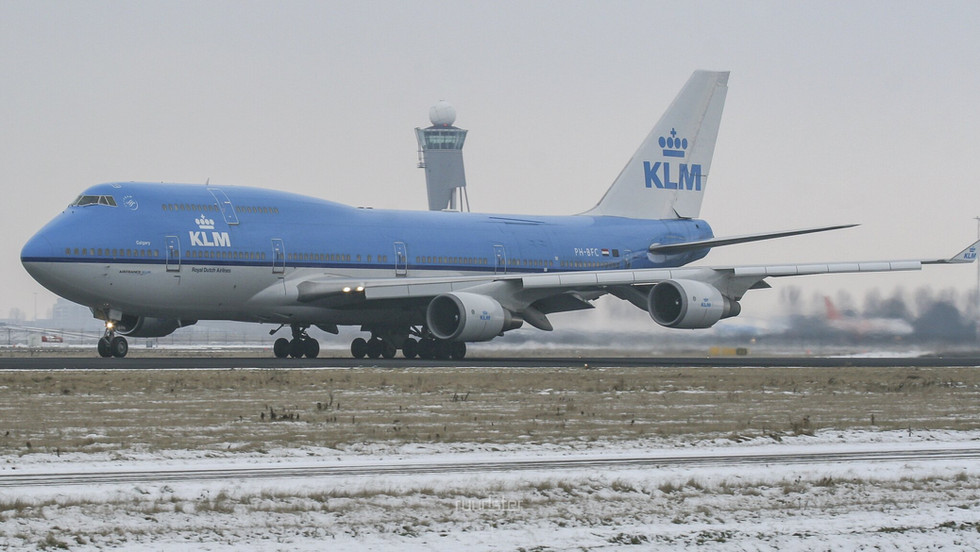 PH-BFC   Build: 1989 - Boeing 747-400M