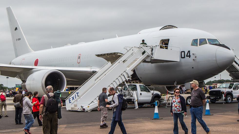 07-3604   Build: .... - Boeing 767