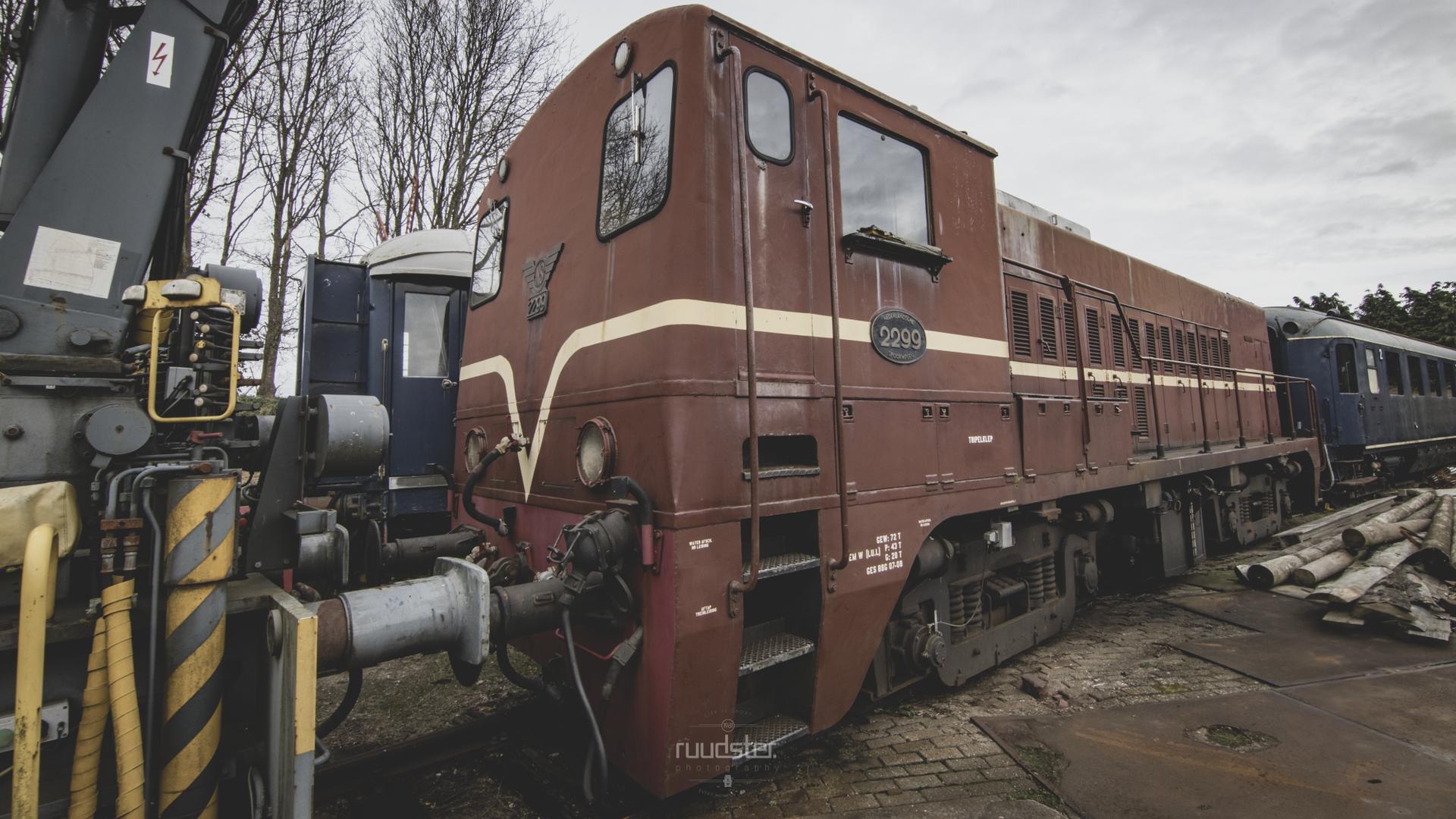 2299 | Build: 1958 - Allan & Co´s Koninklijke Nederlandsche Fabrieken van Meubelen en Spoorwegmaterieel N.V., Rotterdam