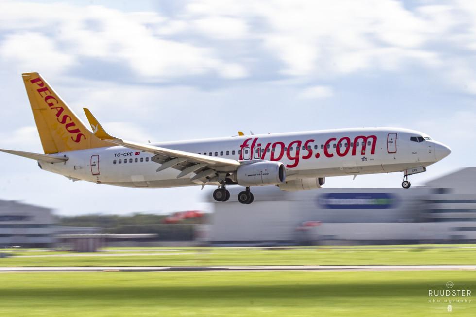 TC-CPE | Build: 2012 - Boeing 737-82R