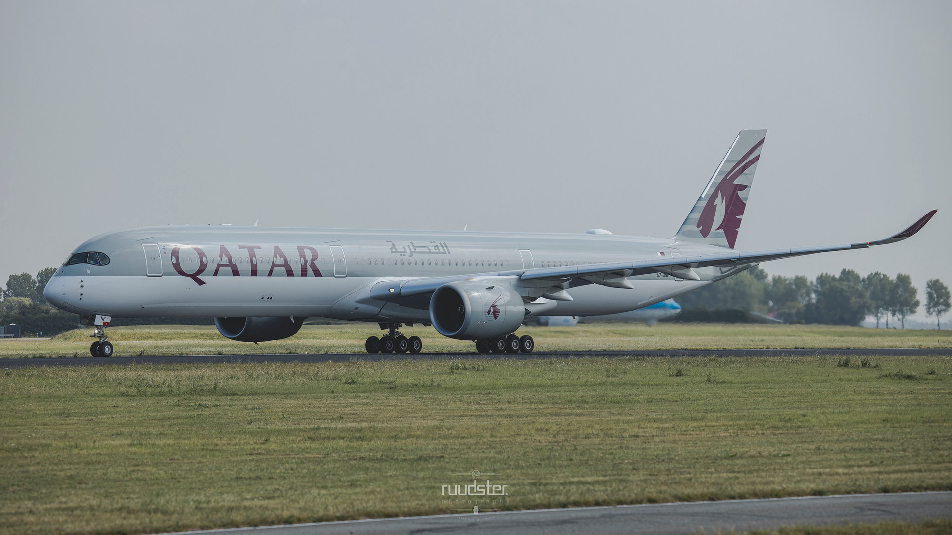 A7-ANF | Build: 2018 - Airbus A350-1041