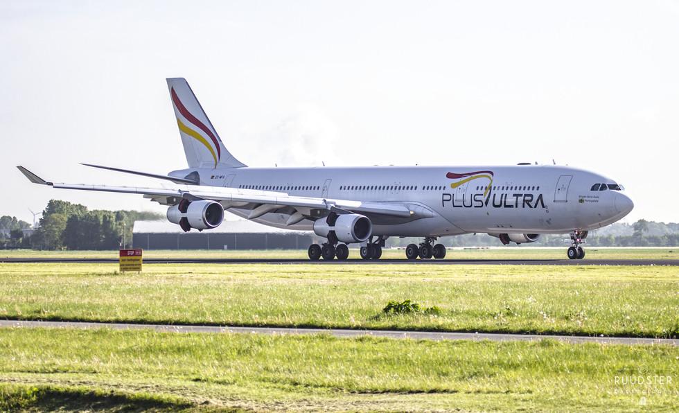 EC-MFA | Build: 1998 - Airbus A340-313X