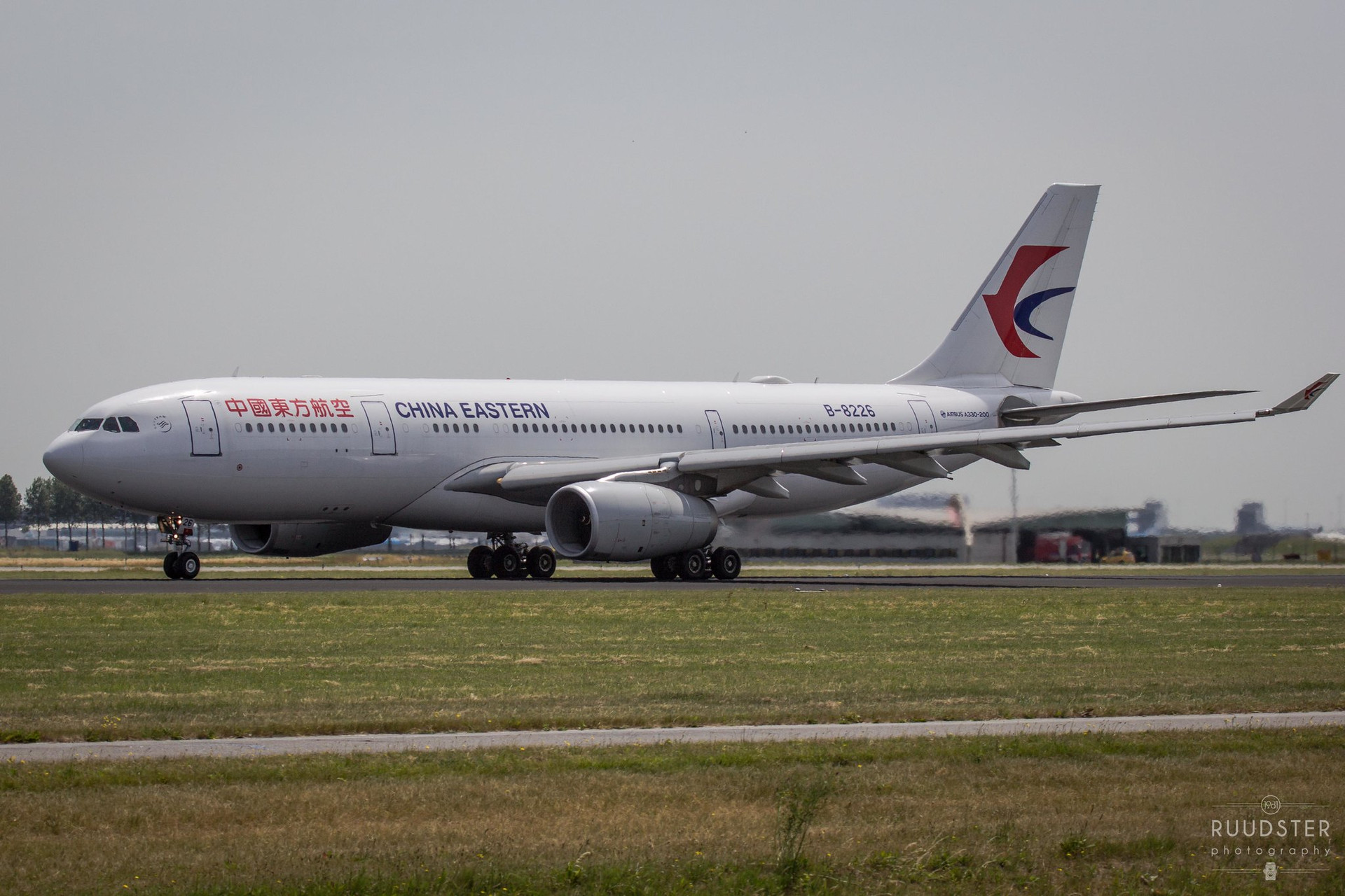 B-8226 | Build: 2015 - Airbus A330-243 | China Eastern Airlines