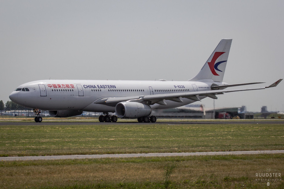 B-8226   Build: 2015 - Airbus A330-243   China Eastern Airlines