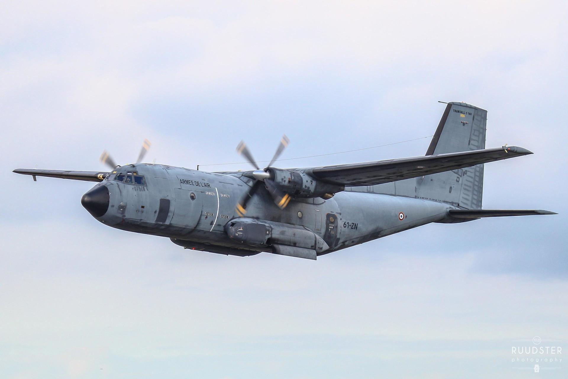 61-ZN   Transall C-160R