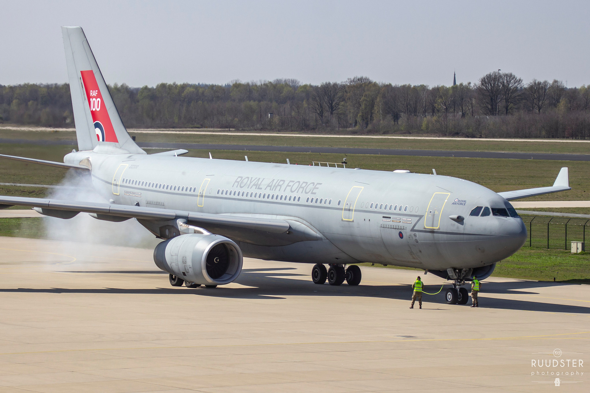 ZZ330   Build: 2012 - Airbus A330-200 MRTT