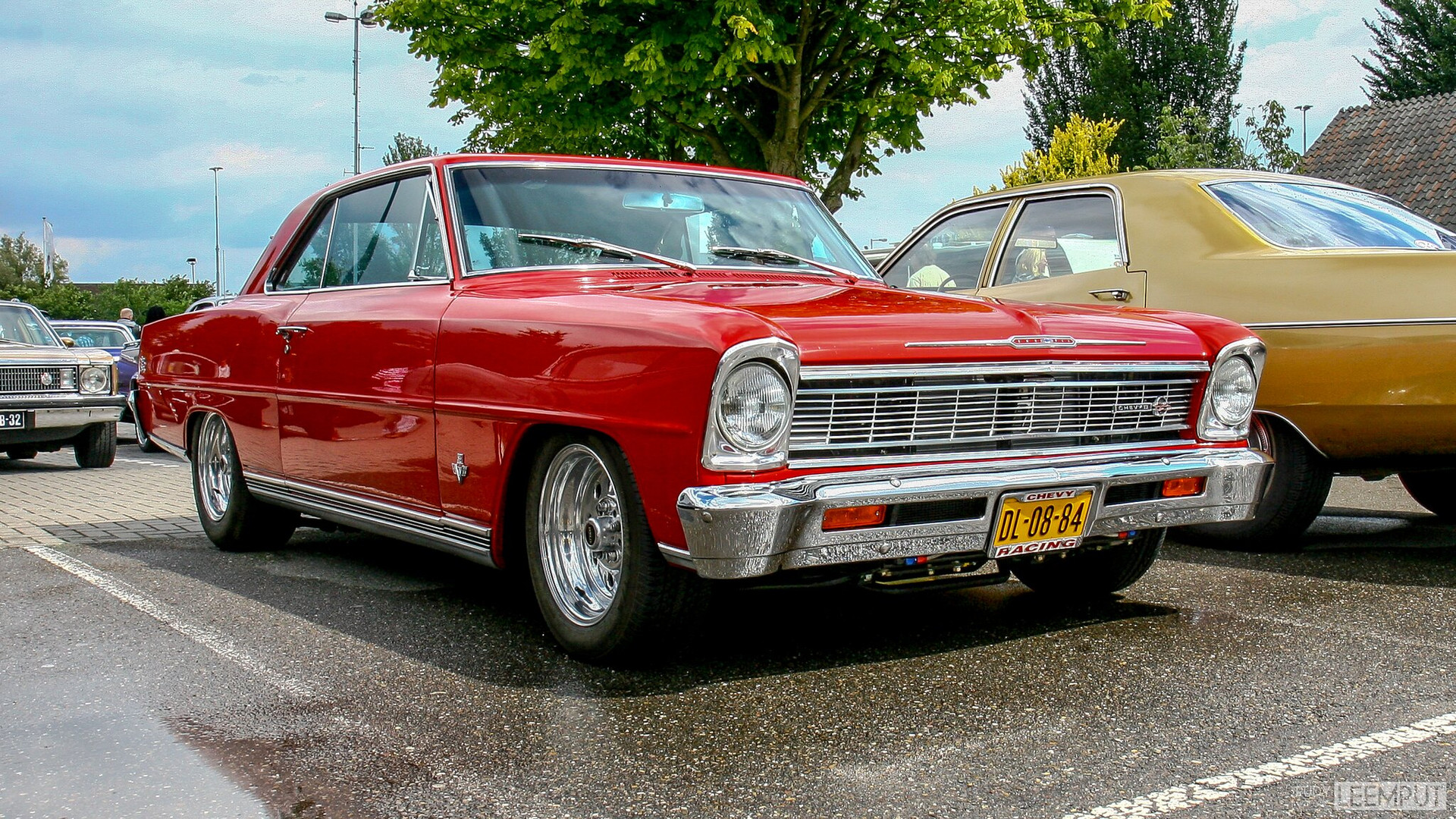 1966 | DL-08-84 | Chevrolet Nova II Super Sport