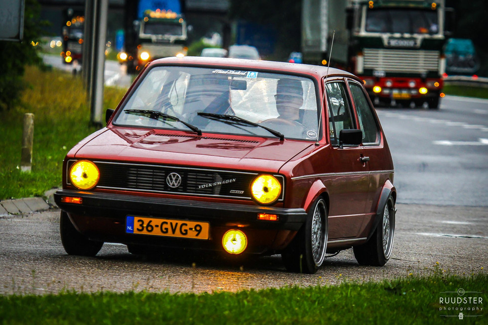 1983 | Volkswagen GOLF S