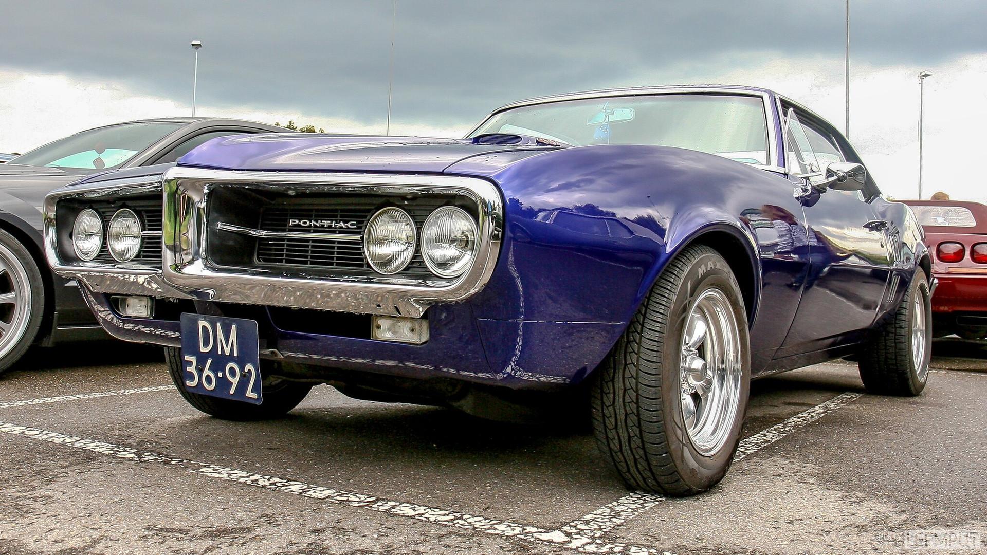 1967 | DM-36-92 | Pontiac Firebird