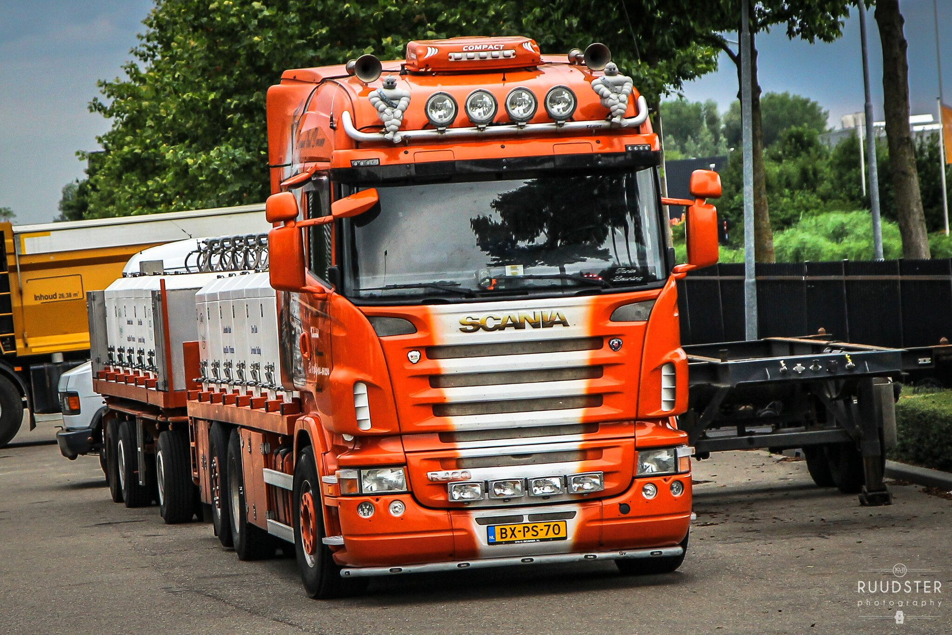 BX-PS-70 | Build: 2008 - SCANIA R.420