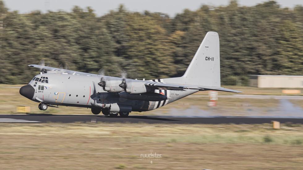 CH-11   Build: 1973 - Lockheed Martin C-130H Hercules