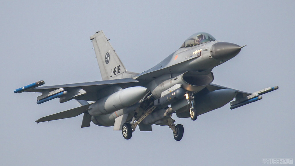 J-616 | Build: 1982 - Lockheed F-16 A Fighting Falcon