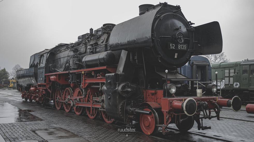 52 8139 | Build: 1943 - Arnold Jung Lokomotivfabrik GmbH, Jungenthal, Kirchen a.d. Sieg