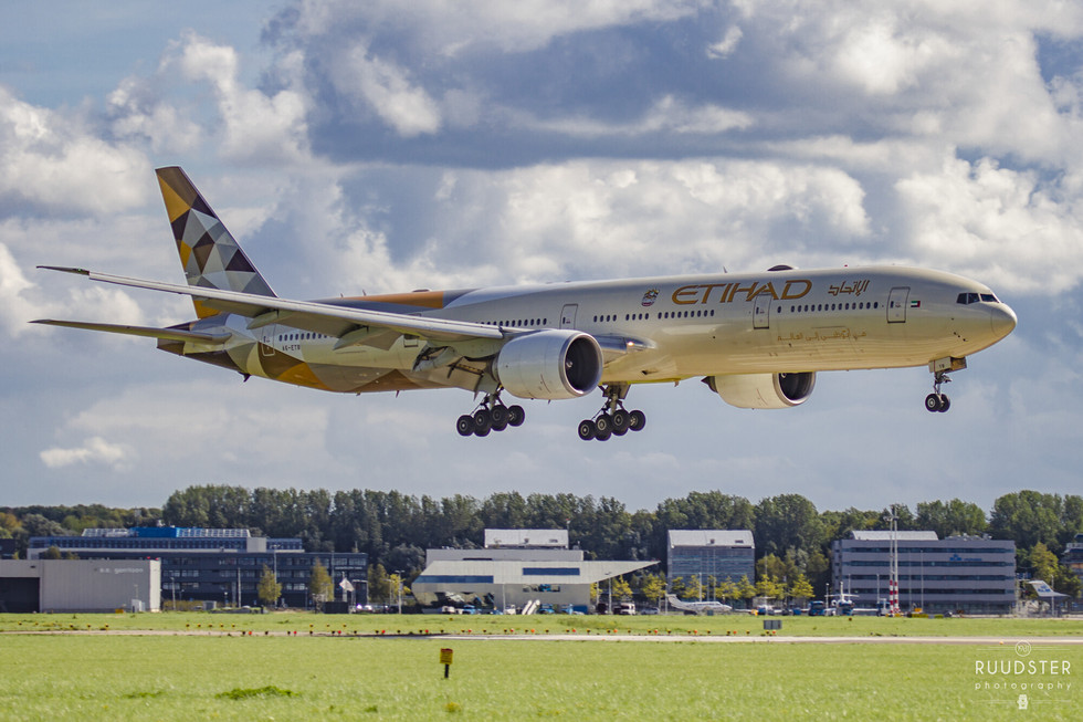 A6-ETB | Build: 2006 - Boeing 777-3FX